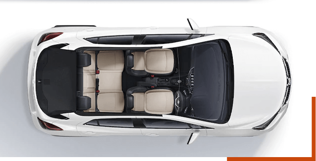 FLEXIBLE CARGO SPACE